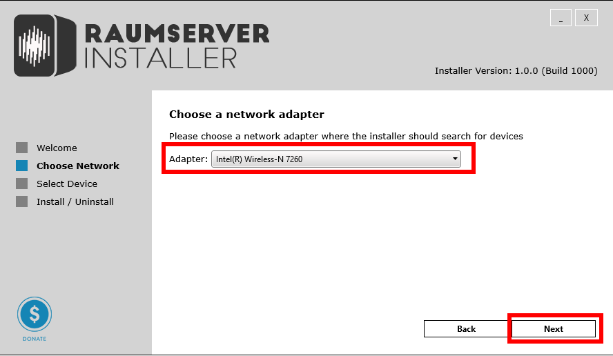 openHAB-2-Raumfeld-Raumserver-Installer-Netzwerk