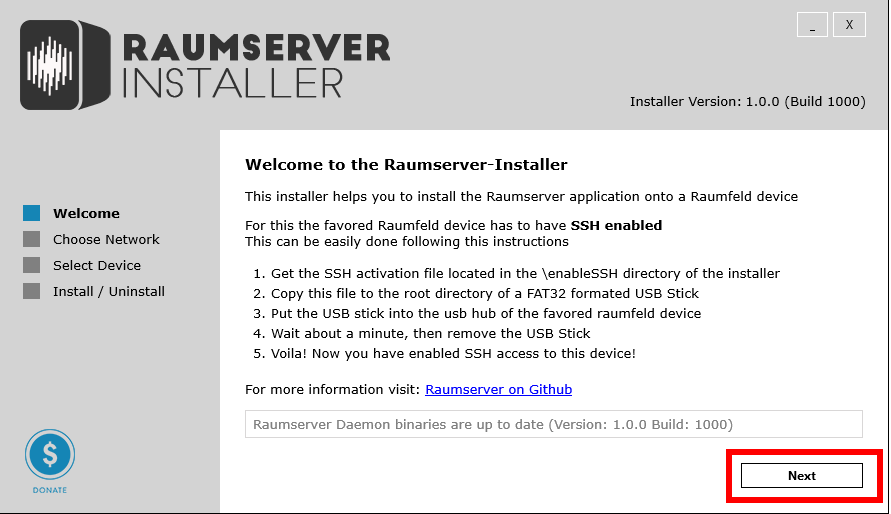 openHAB-2-Raumfeld-Raumserver_Installer