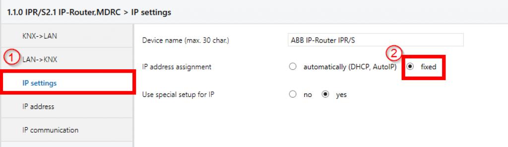 Smart-Home-openHAB-2-KNX-Alexa-Speech-Recognition-IP-Gateway-Settings