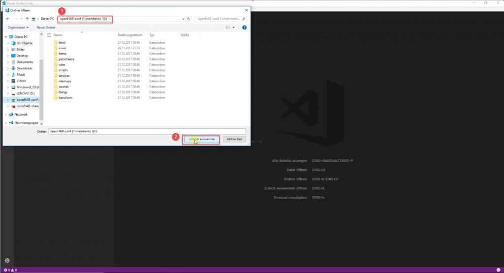 openHAB-Visual-Studio-Code-Ordner-2