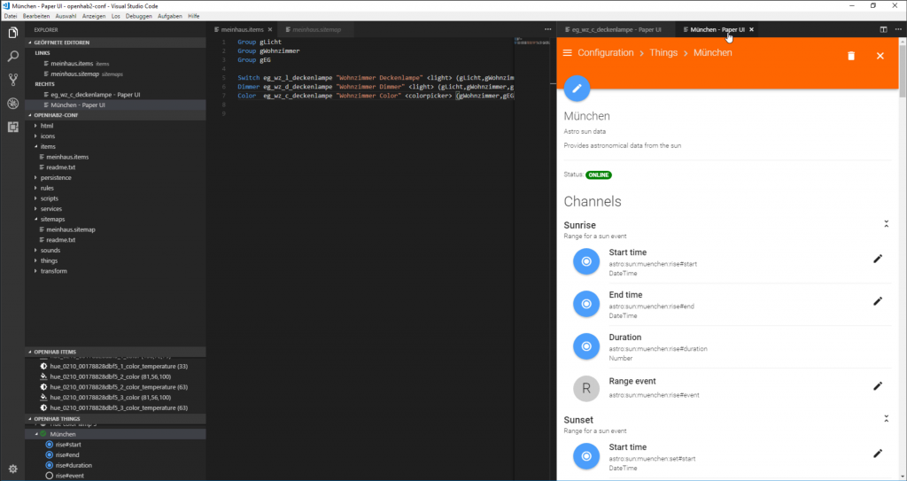 openHAB-Visual-Studio-Code-Paper-UI-2