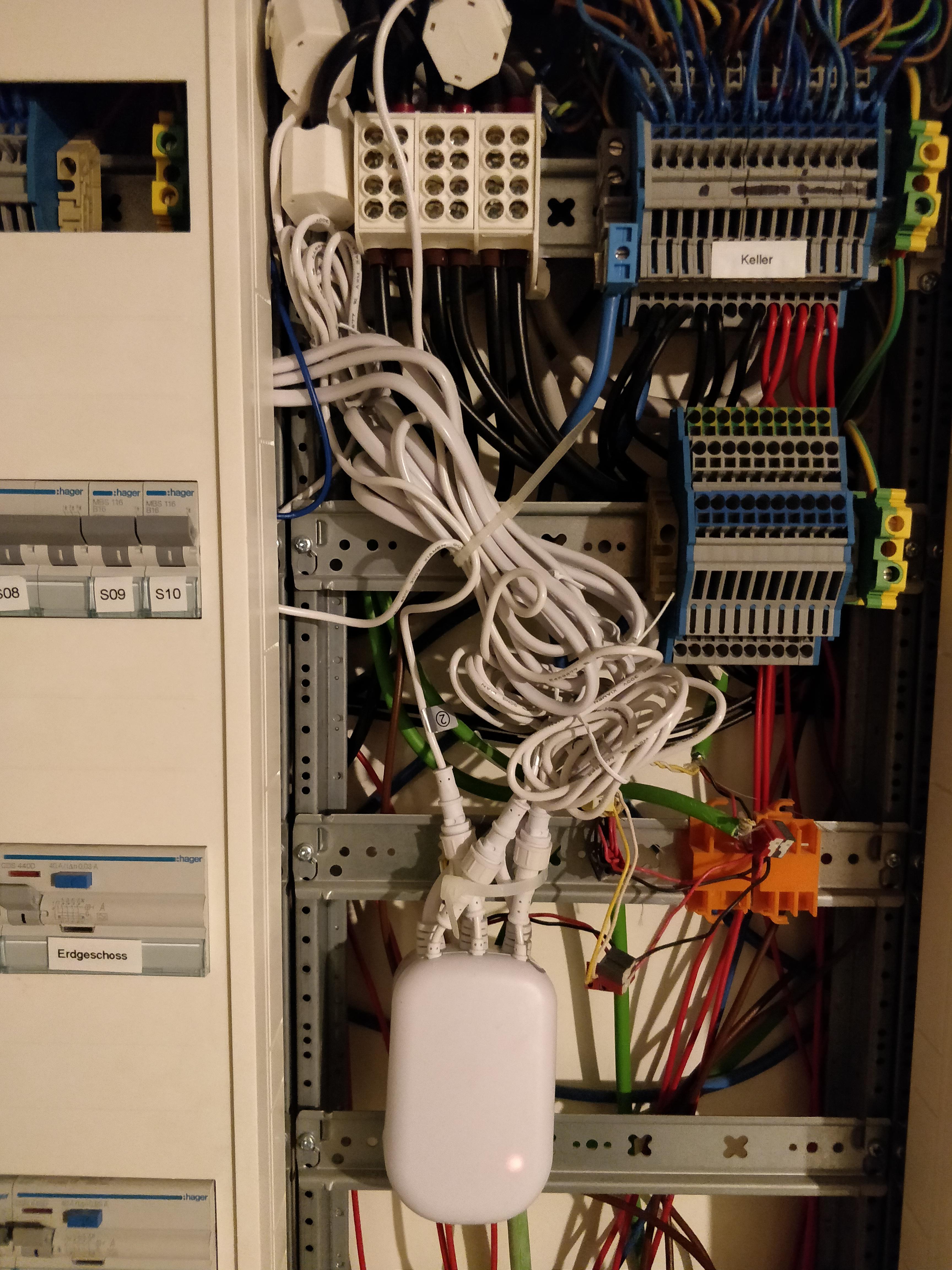 Smart-Home-Energiemonitor