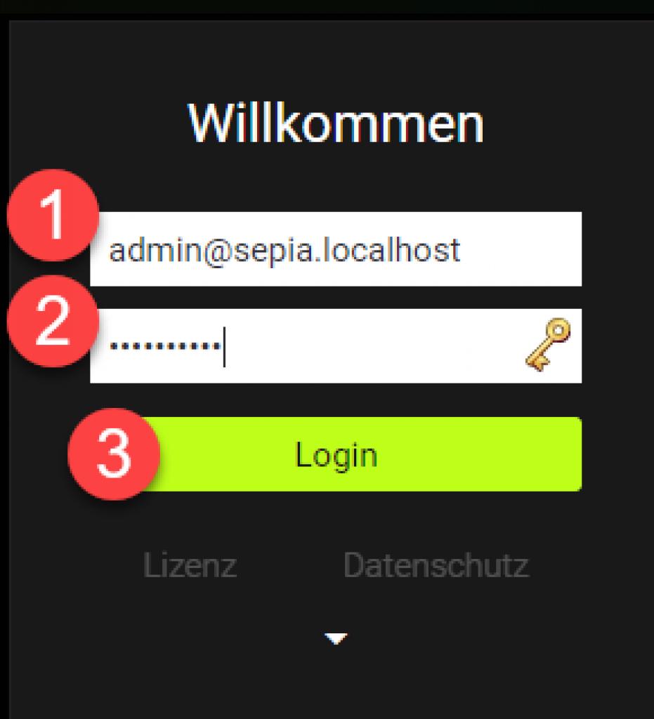 lokale-Sprachsteuerung-mit-openHAB-Sepia-login