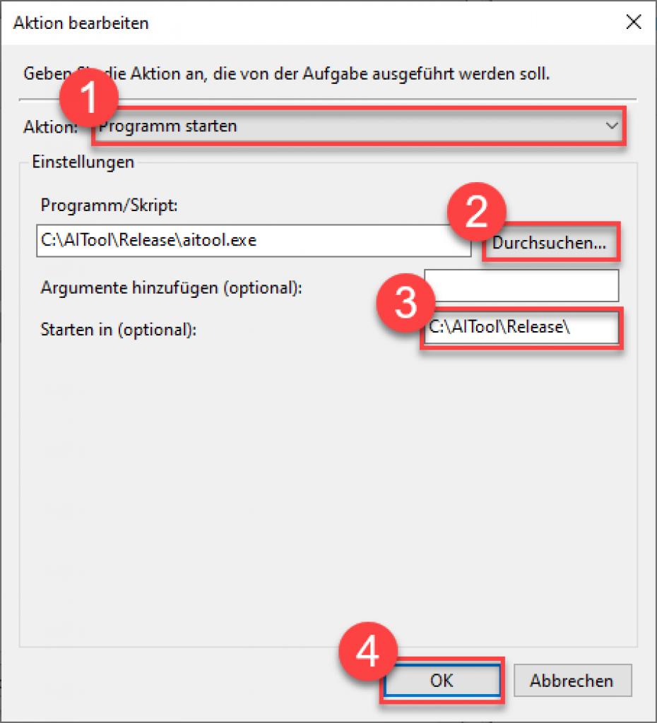 Programm-als-Windows-Dienst-starten-Aufgabenplanung-Aktionen