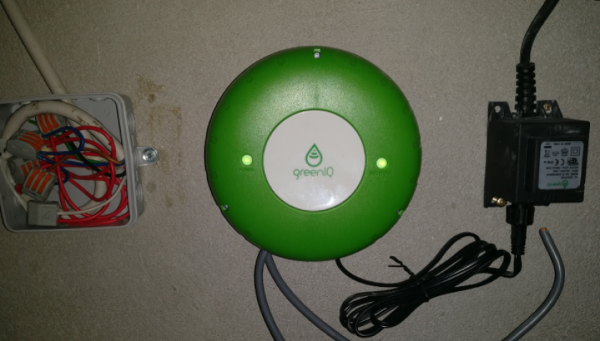 Smart Home GreenIQ Smart Garden Hub Installation